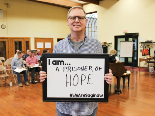 I AM…A Prisoner Of Hope