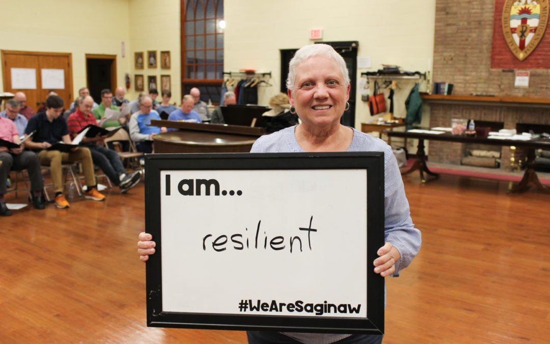 I AM…Resilient