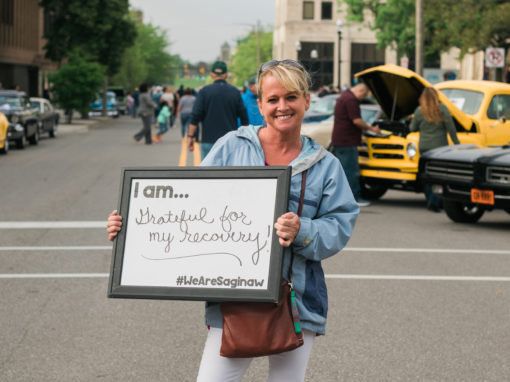 I AM…Grateful for my recovery