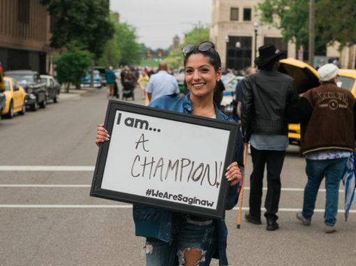 I AM…a Champion