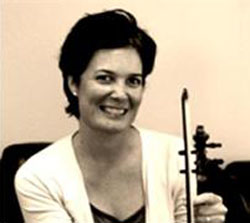 Victoria Eicher - Violin Instructor
