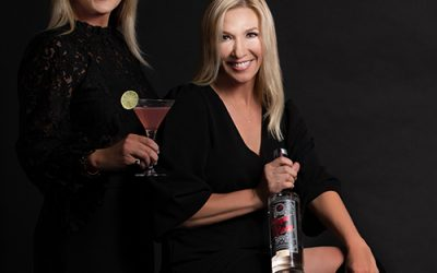 Meet The Disruptors: How Jennifer Higgins and Megan Wilkes of Vegas Baby Spirits Are Shaking Up the Liquor Industry