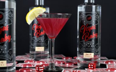 Entrepreneurs and Friends Putting Vegas-Themed Vodka on the Map