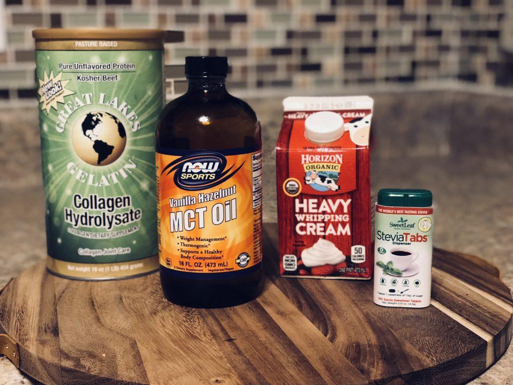 keto diet coffee ingredients