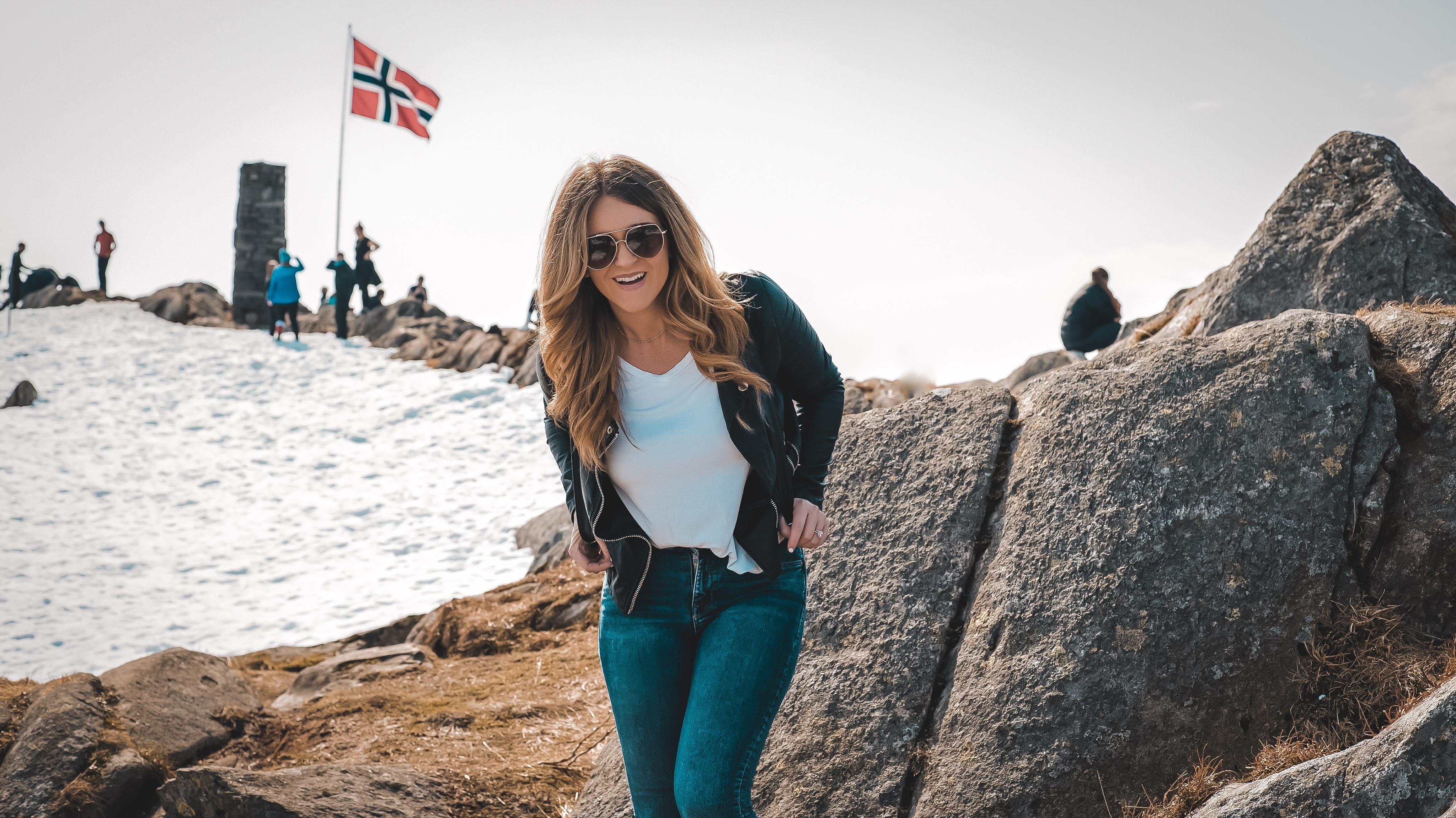 Ulriken Bergen Norway