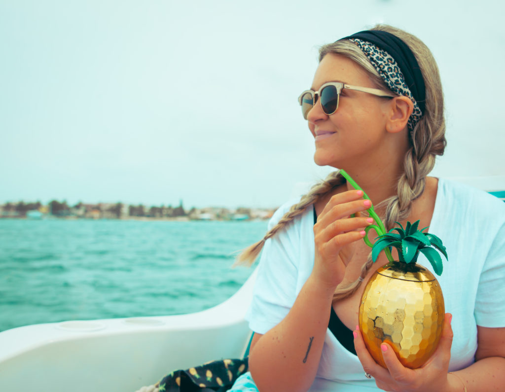 belize, ambergris caye, the blue hole, yolo, yolo catamaran, island dream tours, belize snorkeling