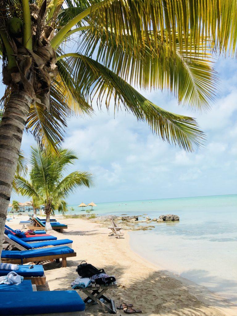 ambergris caye, secret beach, belize, san pedro