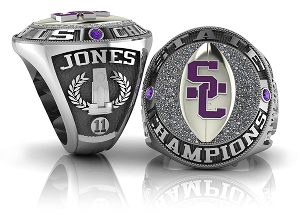 Championship Ring Color