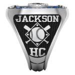 BL-1 | Baseball w/crossed Bats & Diamond