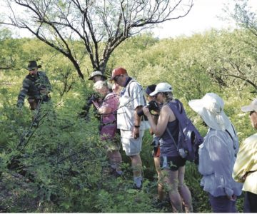 Local Nature Sanctuary Offers Unique Experience