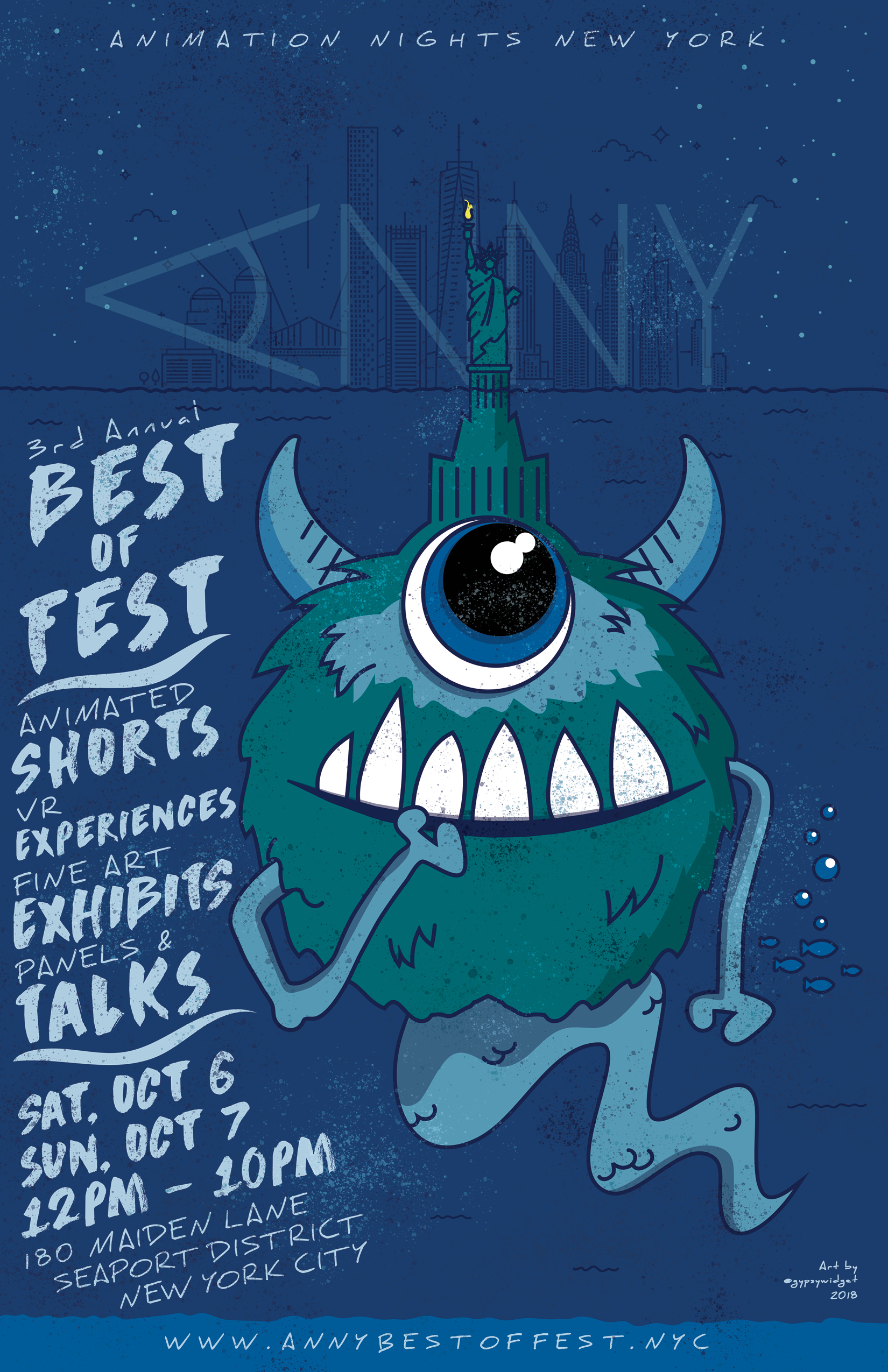2018 ANNY Best of Fest