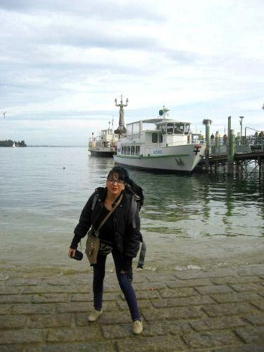 Puerto Constanza de Alemania