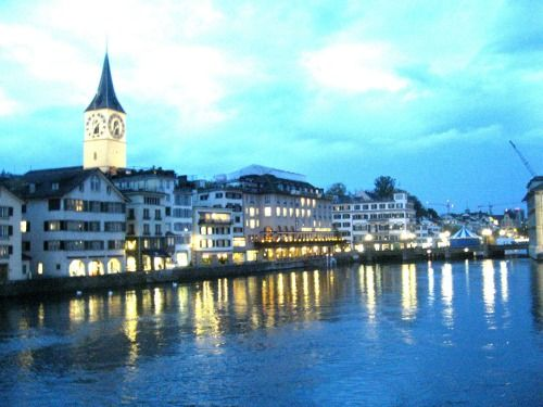 zurich-suiza