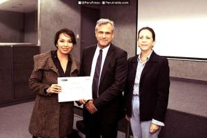 TurismoSOS también fue uno de los participantes en el seminario. Muchas gracias MINCETUR.