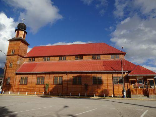 Iglesia-Oxapampa