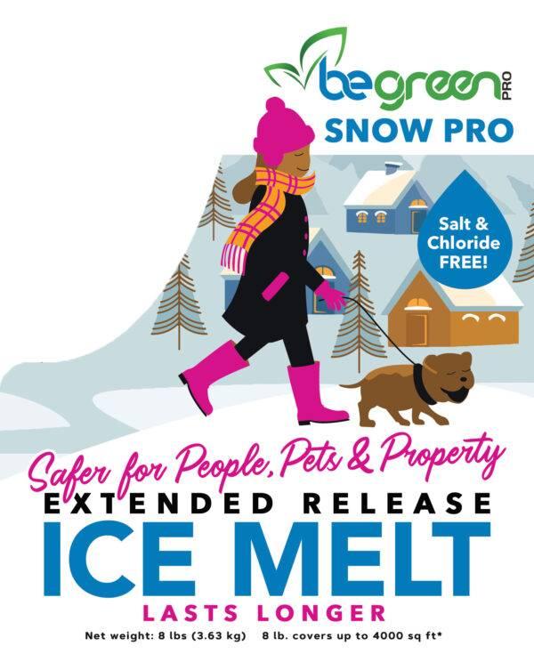 Snow Pro Pet Friendly Ice Melter