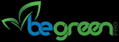 Be Green Pro Logo