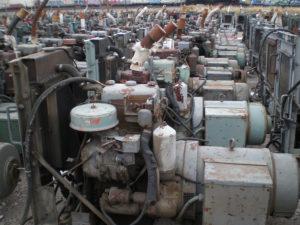 image of detroit diesel 2-71 generator