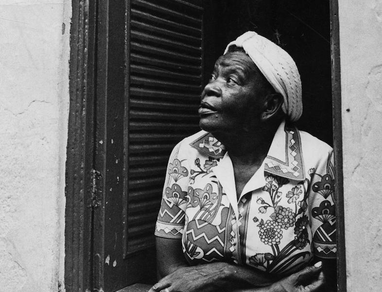 Nascida em Valença, há 120 anos, Clementina de Jesus é arte e raiz para todo o Vale do Café; leia a reportagem no nosso blog | Foto: Arquivo/Agência O Globo/20-11-1975
