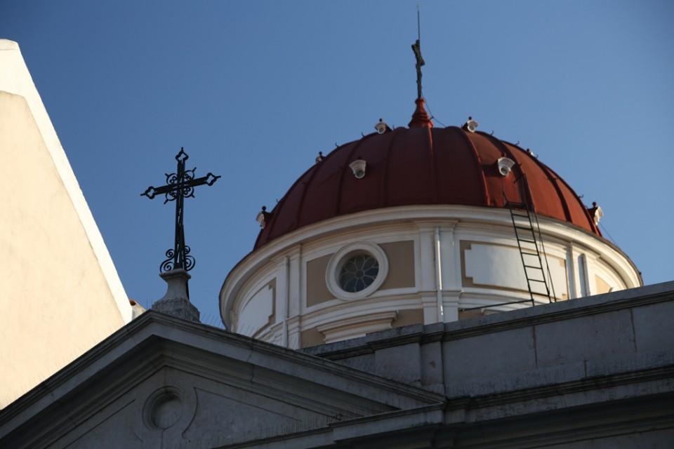 Chapel dome