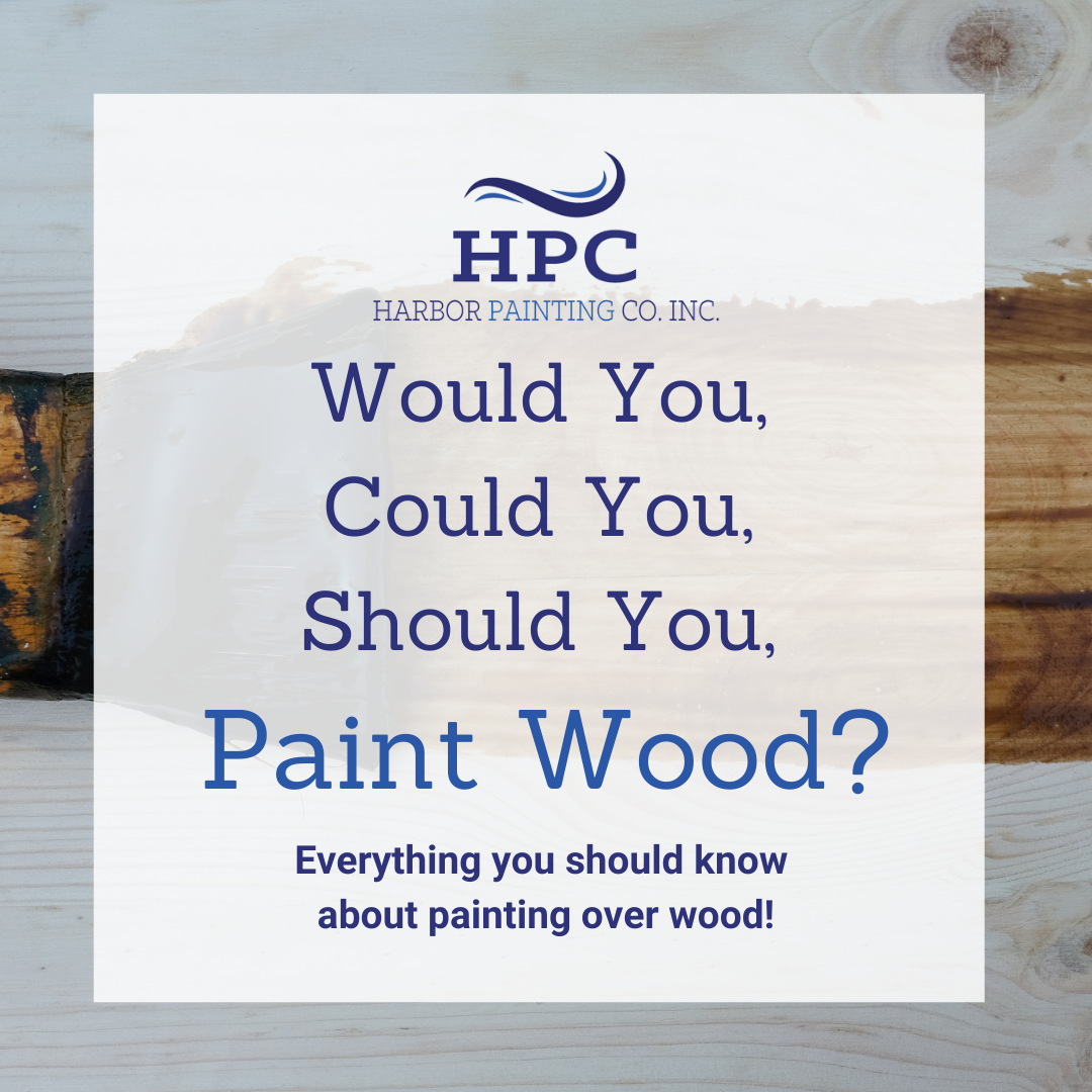 Blog Post graphic of Wood