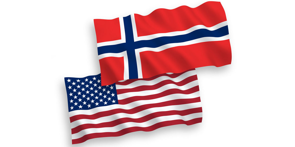 Move to Norway from America