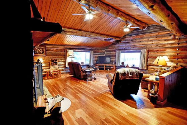 5 Bedroom Log Cabin