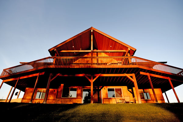 5 Bedroom Vacation Rental in Whitefish Montana, the River View Lodge