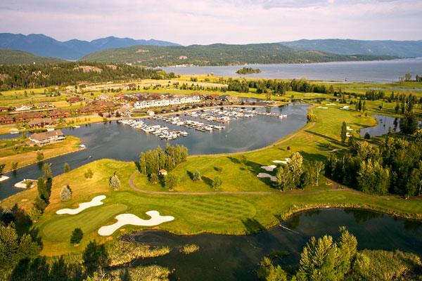 Golf Courses near River Meadow Ranch in Montana