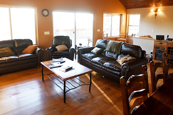 Main Floor Living Area