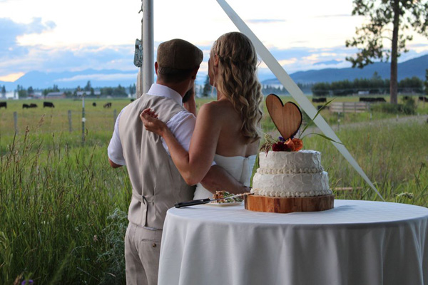 Plan a Montana Wedding at River Meadow Ranch in Whitefish Montana
