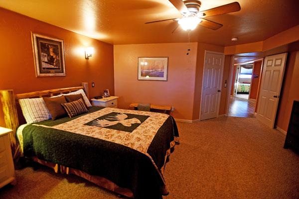 The Moose Bedroom