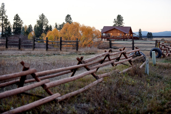 River Meadow Ranch - River View Lodge Vacation Rental