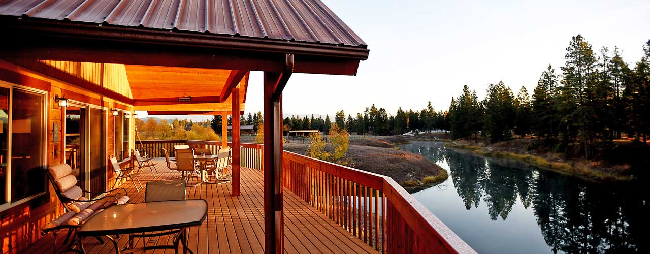River View Lodge with 5 Bedrooms on the Stillwater River