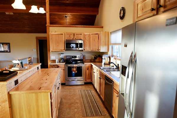 Vacation Home Kitchen,