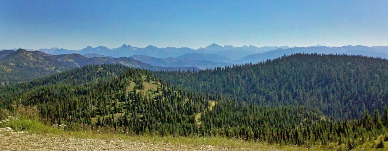Views From Whitefish Mountain Resort