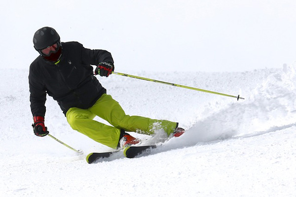 Vacation lodging for skiing at Whitefish Mountain Resort in Montana
