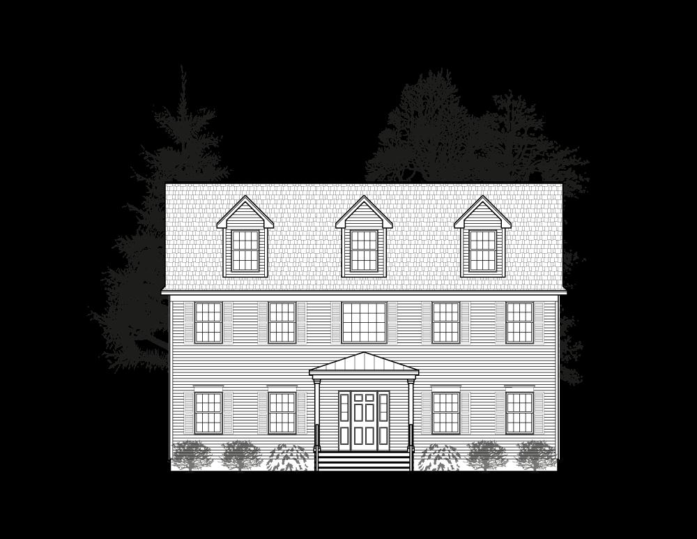 The Vanderbilt Colonial