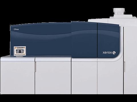CiPress 500 Production Inkjet System