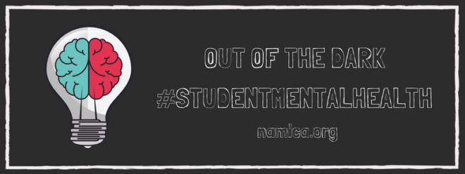 Out of the Dark #studenthealth