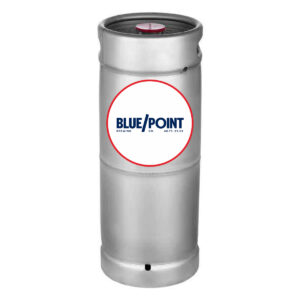 Blue Point 1/6 Keg
