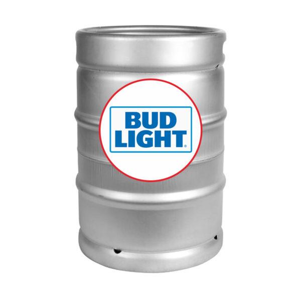 Bud Light 1/2 Keg