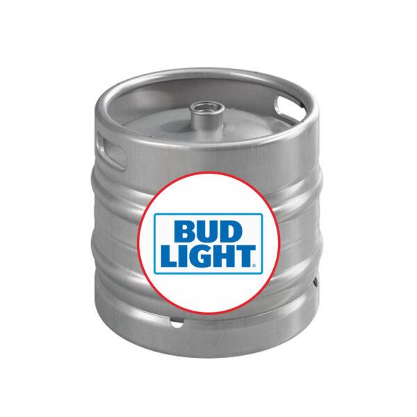 Bud Light 1/4 Keg