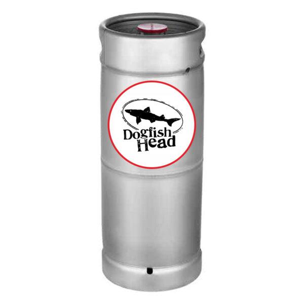 Dogfish Head 1/6 Keg