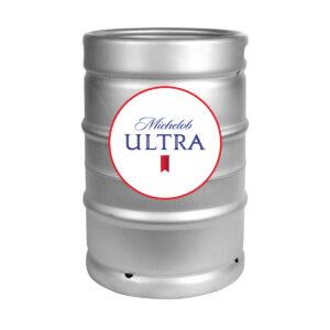 Michelob Ultra 1/2 Keg