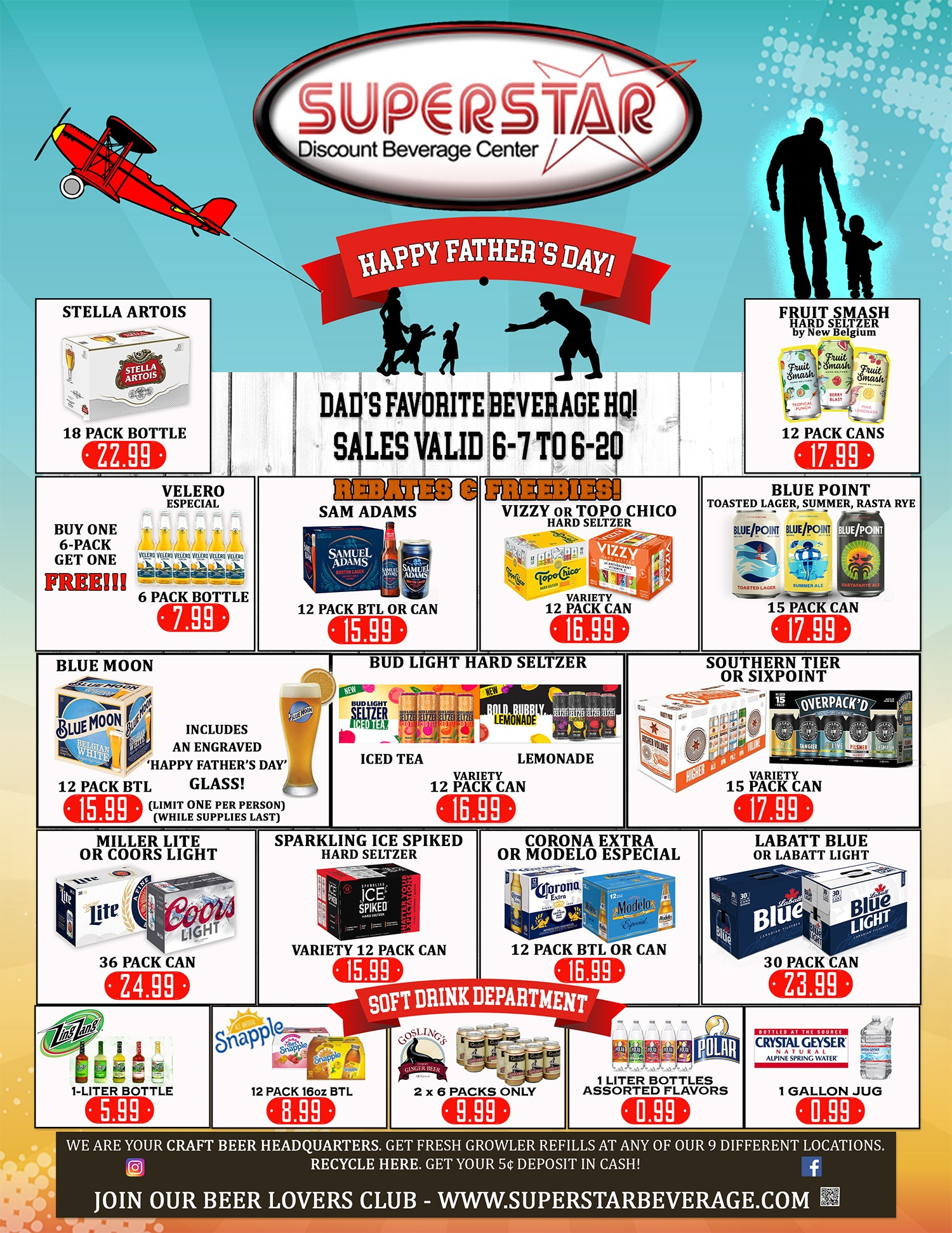 Sales Ad June 7 - June 20