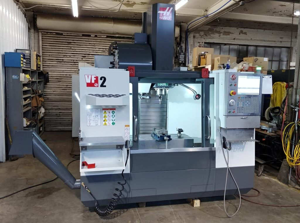 HAAS VF-2 – New 2017, 12″ x 60″ Chevalier Cylindrical Grinder New 2015, Chiron CNC Lathe New 2009, Yama Seiki CNC Turning Center New 2016