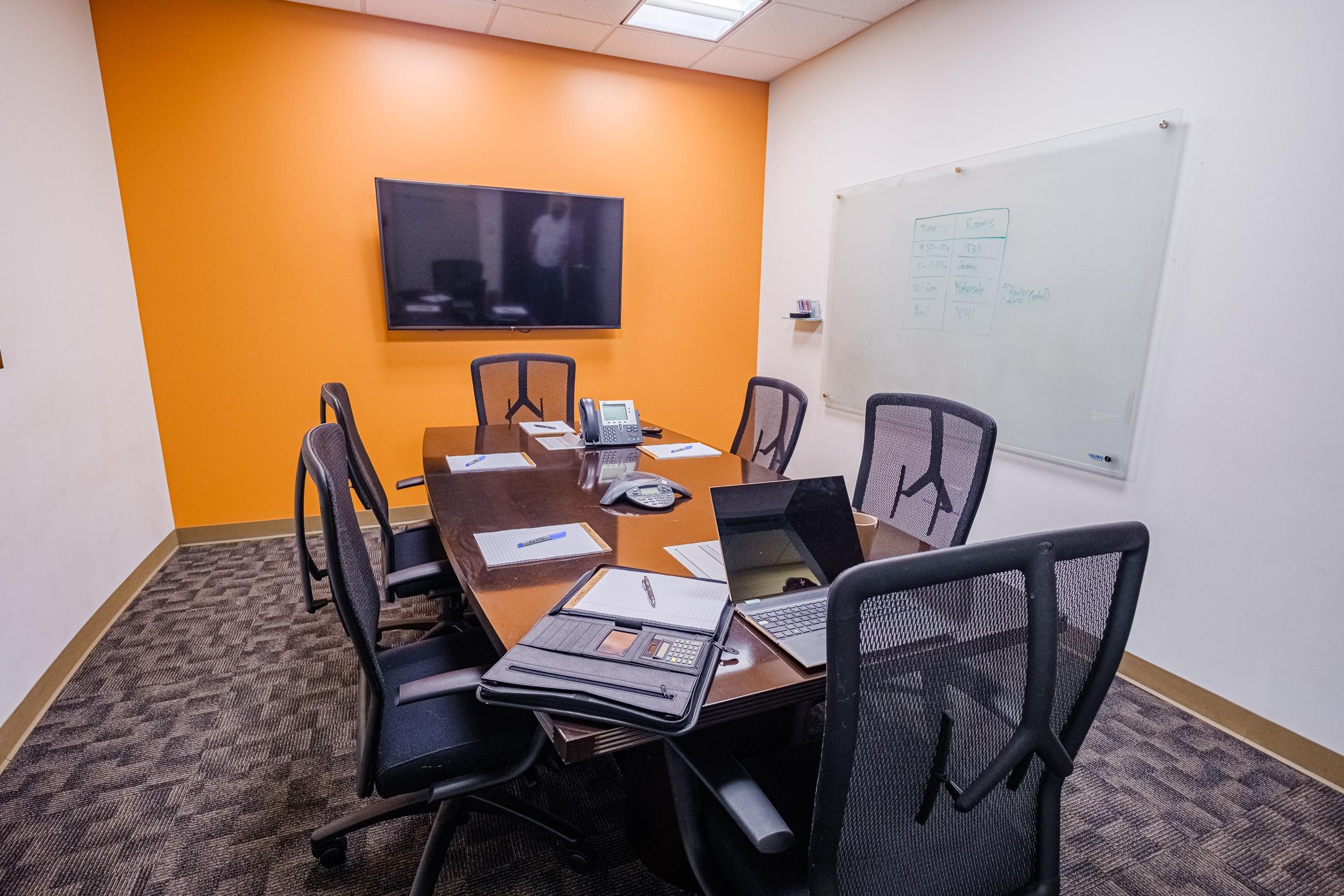 OSS Small Conference Room Wells Fargo Center.