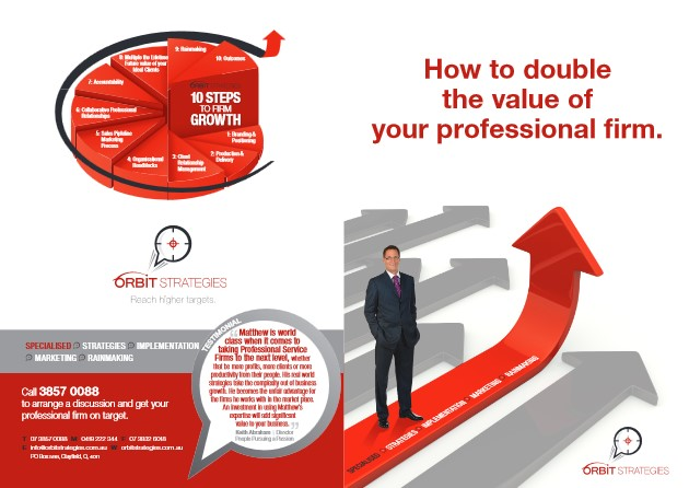 HOW TO DOUBLE THE VALUE OF YOUR PROFESSIONAL FIRM