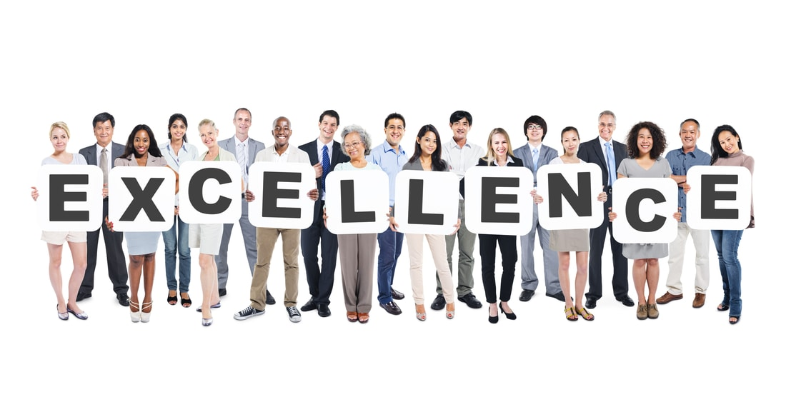 PERSONAL EXCELLENCE — THE KEY TO SUCCESS